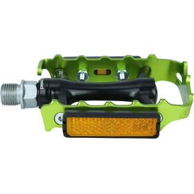 NC-17 Trekking Pro Pedal Alu schwarz/grün